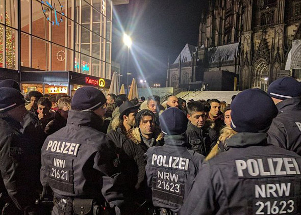 cologne   s 2015 new year   s eve celebrations saw mass sexual assaults of german women